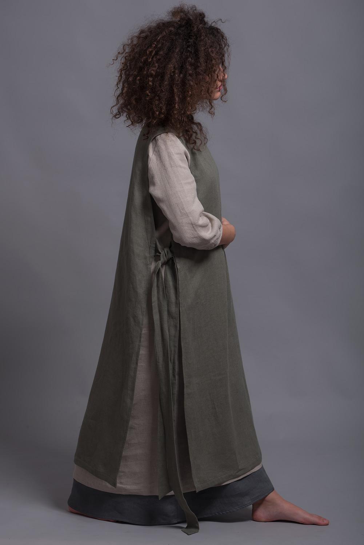платье в стиле лагенлук LINAS