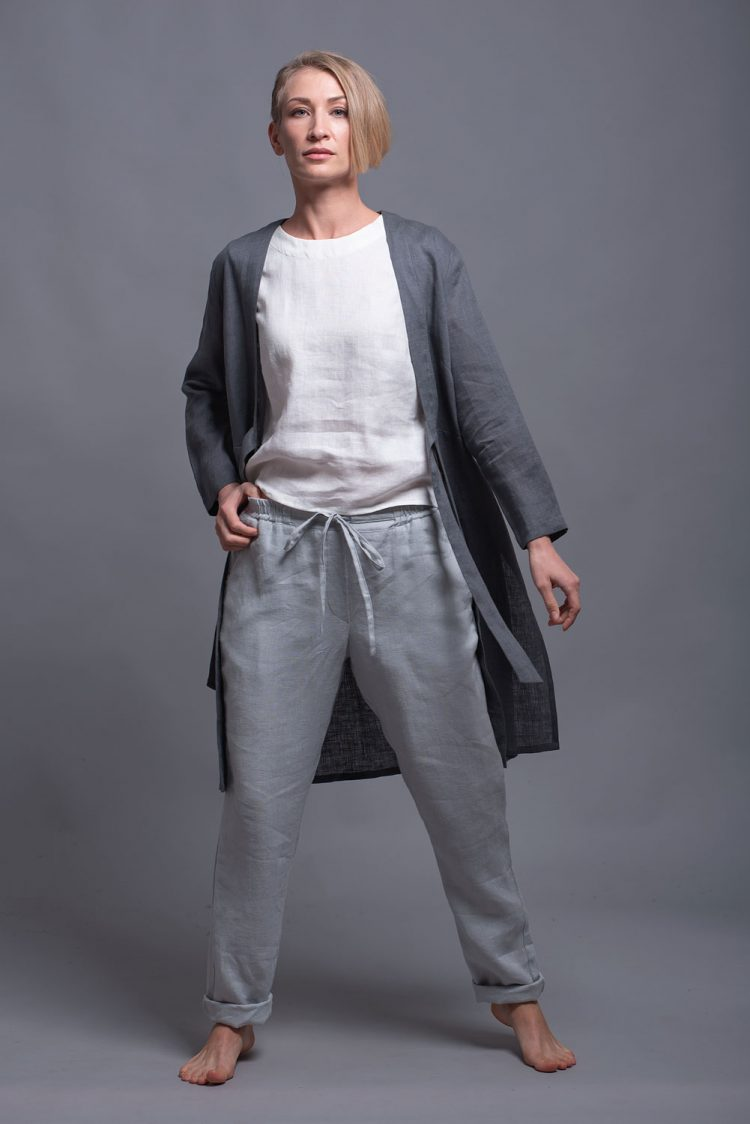 Loose tapered pants ALTO