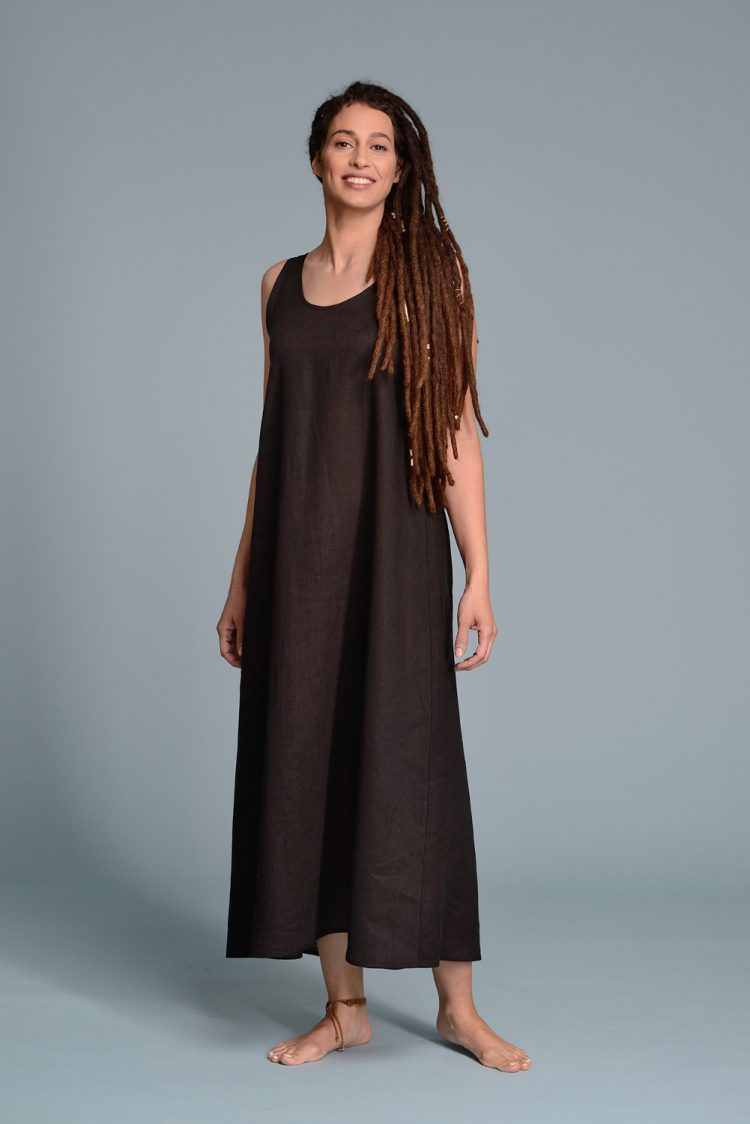 Lightweight Linen Sundress OLA