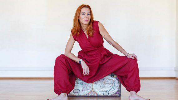 История пути – Марина Потемкина