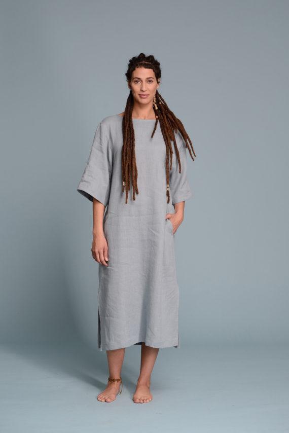 Linen dress SORA